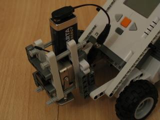 Camera Lego Mindstorm : Aforge driving lego mindstorms bot