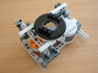 Camera Lego Nxt : Aforge lego pan tilt camera and objects tracking