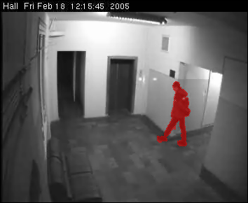 Motion detection using AForge.NET